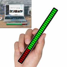 32 Bit Mic Sound Control Led Music Light Audio Spectrum Level Indicator Wireless