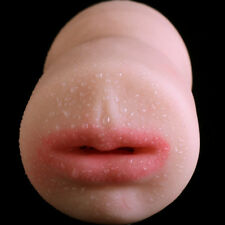 Blowjob Mouth Masturbation Flesh Male Masturbators Artificial Vaginas Pocket