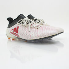 adidas Soccer Cleat Men's White Used