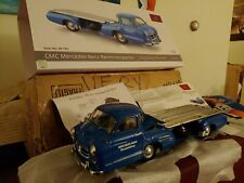 1:18 CMC Mercedes'Benz Renntransporter M-143 1954/55 *Gorgeous and Life-Like!