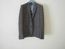 Paolo pecora Herringbone wool-cotton-blend Blazer