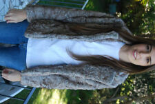 Faux Fur Unbranded Dry-clean Only Coats & Jackets for Women