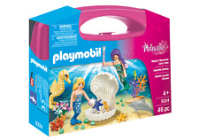 Playmobil 9324 Mermaid Carry Case (Make-Believe, Playsets) Age 3+