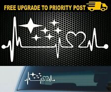 For Subaru Decal Sticker