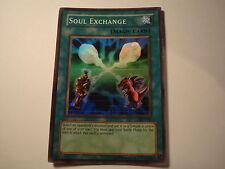 YU GI OH  Soul Exchange SDY-041 Super Rare