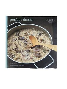 Perfect Risotto Cookery Hardcover Book By Laura Zavan 2004 Simons and Schuster