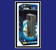 Fluval U4 Underwater Filter Submersible Aquarium & Fish Tank Filtration Kit