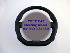 FORD FOCUS INDIVIDUAL OFFER REQUEST ONLY with custom Flat bottom Steering wheel