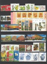 China Taiwan 2018 Whole Year of Dog Full Stamp + S/S Pig