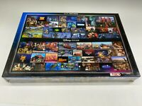 Disney PIXAR movie scene collection Jigsaw puzzle 2000 pieces  Out of print