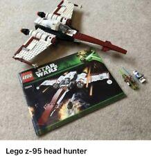 1x Lego Bauanleitung für Set Star Wars Clone Wars Z-95 Headhunter 75004
