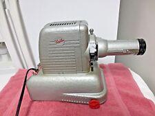 Vintage Viewlex Slide Projector Airjector USA marked-Model V-25,Serial 1875-Work