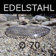 Grillrost Edelstahl rund 70 cm Schwenkgrill  Profi-Qualität
