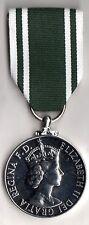 Ambulance Service Long Service Medal ER  Repro