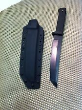 New Kydex Sheath Fits Cold Steel Knives  Recon Tanto / San Mai Knife Scratchless