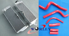 For HONDA CR500R CR500 1991-2001 92 93 94 95 96 97 98 Aluminum Radiator & hose