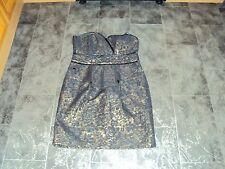 BNWT Miss Selfride Bandeau Ladies Lined Dress, Size 12/40
