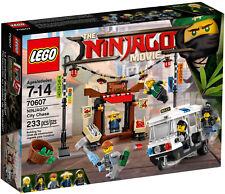 LEGO Ninjago Movie - 70607 Verfolgungsjagd in NINJAGO City - Neu OVP