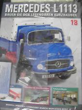 Mercedes l 1113/1966 * Nº 18 * coleccionista kit 1:12