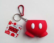 Disney - Mickey Mouse Pants Coin Holder Keychain/Keyring - Backpack Clip 85178