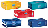 144 Preservativi Durex Elite Sensitivo Tropical Anatomic Easy-On Classici Xl