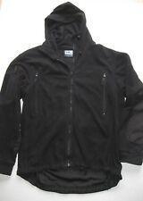 5.11 Tactical Brand Recon Stealth Fleece Hoodie Jacket Police Military Black
