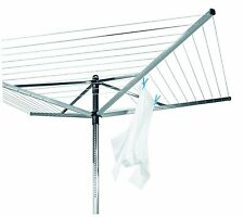 Brabantia Large Rotary Clothes Airer Laundry Hanger Winter Washing Outdoor Dryer