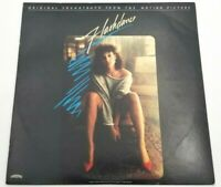 Flashdance Film Soundtrack Vinyl Album LP Record 33rpm Original VG++