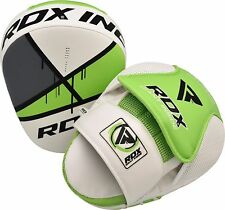 RDX FOCUS PADS BOXING MITTS STRIKE SHIELD TARGET PUNCHING KICKBOXING GYM MMA UFC