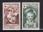 FRANCE FRANCIA 1962 Au Profit de la Croix-Rouge MNH**