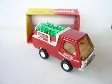1979 Buddy L COCA-COLA DELIVERY TRUCK 420 Removable Bottle Cases Original Box