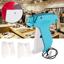Clothes Garment Price Label Tagging Tag Gun Machine+2000 Barbs+1 Steel Needle