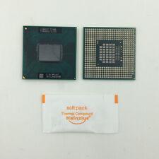 Intel Core 2 Duo T7400 2,16 GHz 4 M/667 mobile laptop CPU Prozessor SL9SE