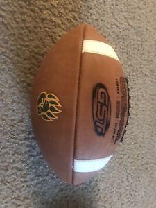 Wilson GST 1003. Football. Used. Sun Dried Leather.