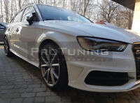For AUDI A3 8V Prefacelift 5 Door SIDE SKIRTS S Line Look  SILL COVERS