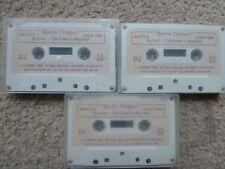 RAMTHA DIALOGUES JZ KNIGHT THREE CASSETTES 11/9/1986 RARE