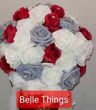 Bridal Bouquet deal ( 2 Pieces)