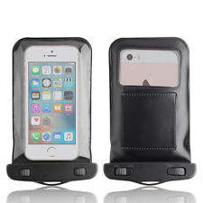 NEW SAND WATERPROOF CASE COVER BAG DRY POUCH FOR APPLE IPHONE SE 2016