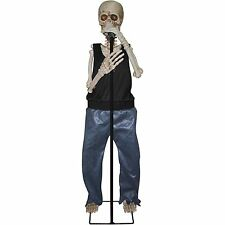 Singing and Dancing Animated Skeleton Halloween Decoration