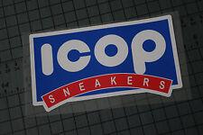 ICOP SNEAKERS Sticker Decal Vinyl Sneaker Heads Jordans Shoes Kicks Nike