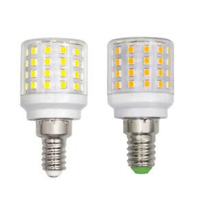 E12/E14 Base Led Light Bulb 110-265V 56-2835 6W led Chandelier Light Bulbs