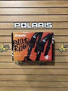 Genuine DragonFire Evo 4 Point Harness For Polaris RZR
