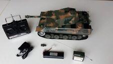RC PANZER HENG LONG 3819  German Panther mit Schussfunktion   M 1:16