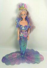 Magical hair mermaid Barbie, RARE European Exclusive Sirene 1993/94, complete