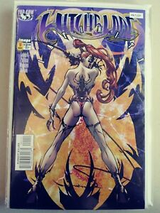 WITCHBLADE INFINITY 1 VF+ IMAGE PA7-237