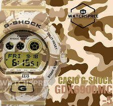 Casio G-Shock Camouflage Series watch GDX6900MC-5D GD-X6900MC-5D AU FAST & FREE
