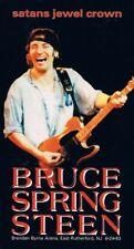 Bruce Springsteen Satans Jewel Crown 4-CD Box Set BIGBX004 NEW STILL SEALED RARE
