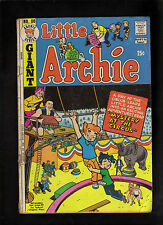Little Archie #80 Fair (Little Sabrina) 1973 Giant