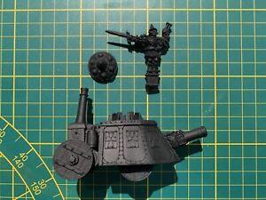Warhammer Empire Imperium Steam Tank Dampfpanzer Metal Rare Used OOP