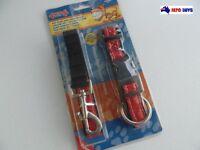Trendy Pet Adjustable Dog Stop Pulling Training Strap Collar & Leash Set - RED